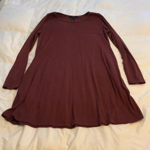 Aline Forever 21 Dress with Pockets